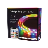Cololight Strip Starter Kit - smart LED pásik, 60 LED / m, 2 m