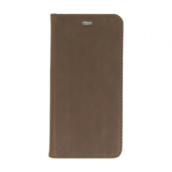 Valenta Booklet Classic Style pre iPhone 7 / 8 púzdro Vintage Brown