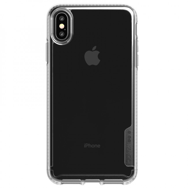 Tech21 Pure Clear pre iPhone XS Max - transparentný