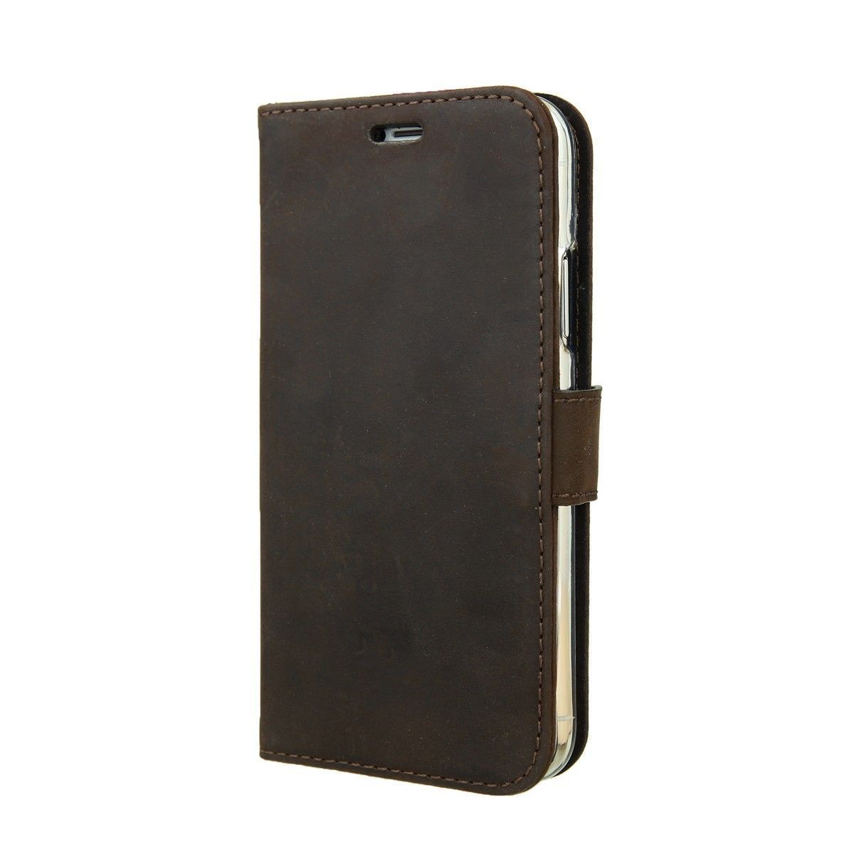 Valenta Booklet Classic Luxe pre iPhone X, Vintage Brown
