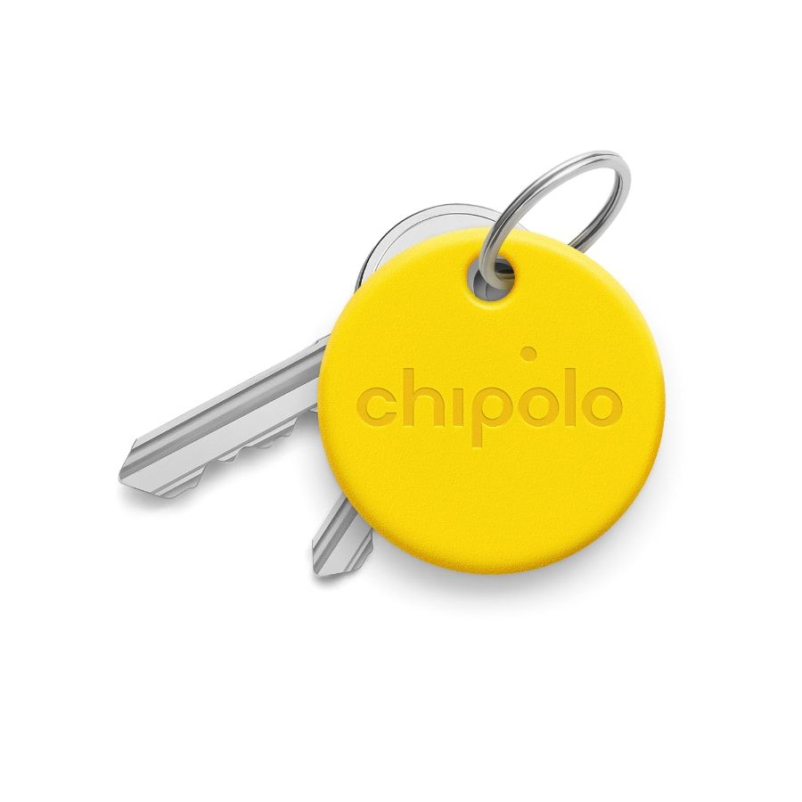 Chipolo ONE – Bluetooth lokátor, žltý
