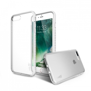 LAB.C Mix & Match Clear Case kryt pre iPhone 7 Plus / 8 Plus - číry