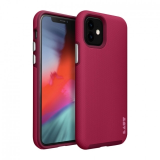 LAUT Shield - kryt na iPhone 11 purpurový