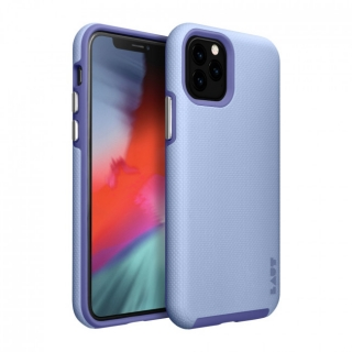 LAUT Shield – kryt na iPhone 11 Pro Max bledofialový