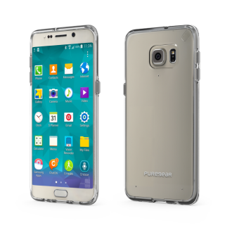 PureGear Slim Shell Case pre Samsung Galaxy S6 Edge Plus - transparentný