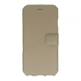 Valenta Booklet Smart púzdro pre iPhone 6/6S Taupe